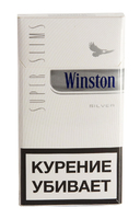 Сигареты WINSTON Super Slims Silver