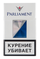 Сигареты PARLIAMENT Silver Blue