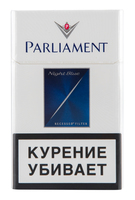Сигареты PARLIAMENT Night Blue