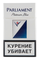Сигареты PARLIAMENT Platinum Blue