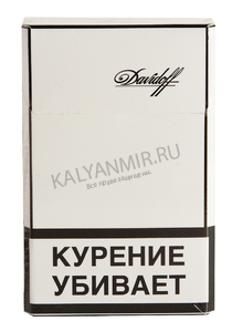 Купить Сигареты DAVIDOFF White Super Slims Refine