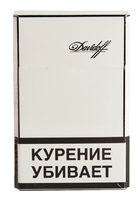Сигареты DAVIDOFF White Super Slims Refine