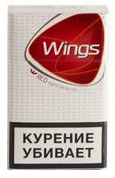 Сигареты WINGS Red