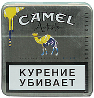 Сигареты CAMEL Blue Metal