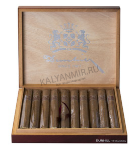 Купить Сигары DUNHILL Signed Range Churchills 10