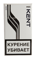 Сигареты KENT HD Super Slim Silver