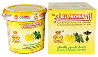 Табак AL FAKHER Lemon with Mint Flavour (Лимон с Мятой) 1 кг