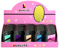 Зажигалка LUXLITE XHD 8888 5 COLORS MIRROR 1