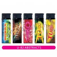 Зажигалка USLITE U-82 ABSTRACT 1