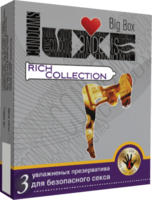 Презервативы LUXE BIG BOX RICH COLLECTION