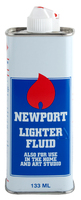 Бензин для зажигалок NEWPORT Lighter Fluid 133мл