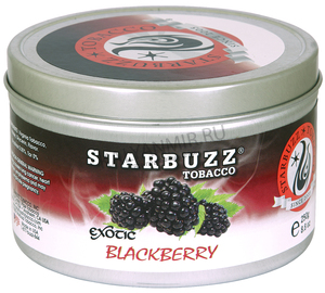 Купить Табак STARBUZZ  250 г ежевика (Exotic Blackberry)