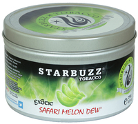 Табак STARBUZZ  250 г дыня свежая (Exotic Safari Melon Dew)