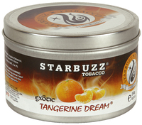 Табак STARBUZZ  250 г мандарин (Exotic Tangerine Dream)