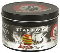 Табак STARBUZZ  250 г яблоко доппио (Exotic Apple Doppio)