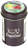 Табак LAYALINA GOLDEN 50 г raspberry lemon (малина лимон)