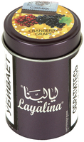 Табак LAYALINA GOLDEN 50 г granberry grape (клюква виноград)