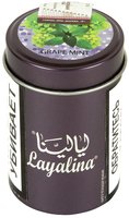 Табак LAYALINA GOLDEN 50 г grape mint (виноград мята)