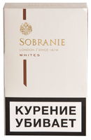 Сигареты SOBRANIE KS Mini Super Slims White