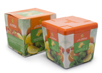 Табак AL FAKHER Citrus with Mint Flavour (Цитрус с Мятой) 1 кг