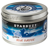 Табак STARBUZZ  250 г синий серфер (Exotic Blue Surfer)