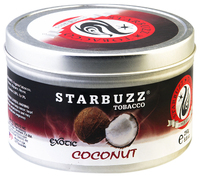 Табак STARBUZZ  250 г кокос (Exotic Coconut)