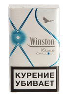 Сигареты WINSTON XStyle Chillout