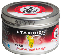 Табак STARBUZZ  250 г мохито маракуйя (Exotic Passion fruit mojito)