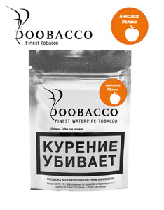Купить Табак Doobacco mini 15 г Яблоко анисовое