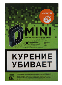Купить Табак Doobacco mini 15 г Маракуйя