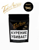 Табак для кальяна Doobacco Take Away 50 г Ваниль