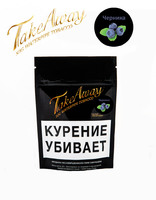 Табак для кальяна Doobacco Take Away 50 г Черника
