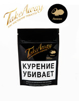 Табак для кальяна Doobacco Take Away 50 г Лимон