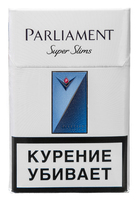 Сигареты PARLIAMENT Super Slims