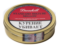 Табак трубочный DUNHILL Standart Mixture Mellow 50 г ж/банка