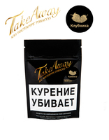 Табак для кальяна Doobacco Take Away 50 г Клубника
