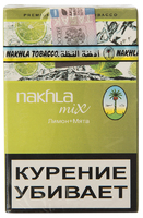 Табак NAKHLA MIX 50 г лимон+ мята