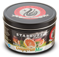 Табак STARBUZZ  250 г грейпфрут с мятой (Exotic Grapefruit mint)