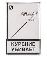 Сигареты DAVIDOFF White Refine