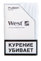 Сигареты WEST Fusion White