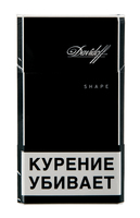 Сигареты DAVIDOFF Shape Black