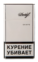 Сигареты DAVIDOFF Shape White