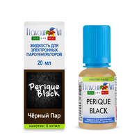 Жидкость FLAVOUR ART 20 мл 6 мг Tabacco Perique Black (Чёрный пар)