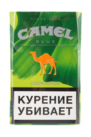Сигареты CAMEL Color Edition Blue  Смола 6 мг/сиг, Никотин 0,5 мг/сиг, СО 7 мг/сиг.