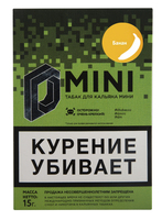 Табак Doobacco mini 15 г Банан