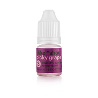 Жидкость I LIKE Shot picky grape 5 мл 3 мг