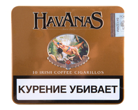 Сигарилла HAVANAS IRISH COFFEE ж/п