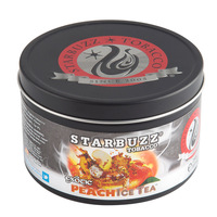 Табак STARBUZZ  250 г персиковый чай (Exotic Peach Ice Tea)