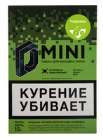 Табак Doobacco mini 15 г Черника