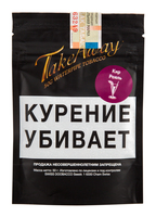 Табак для кальяна Doobacco Take Away 50 г Кир рояль